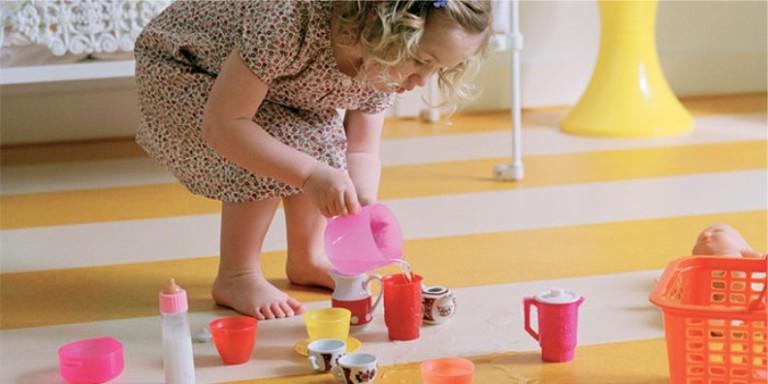 Линолеум для детской: выбираем подходящий вариант