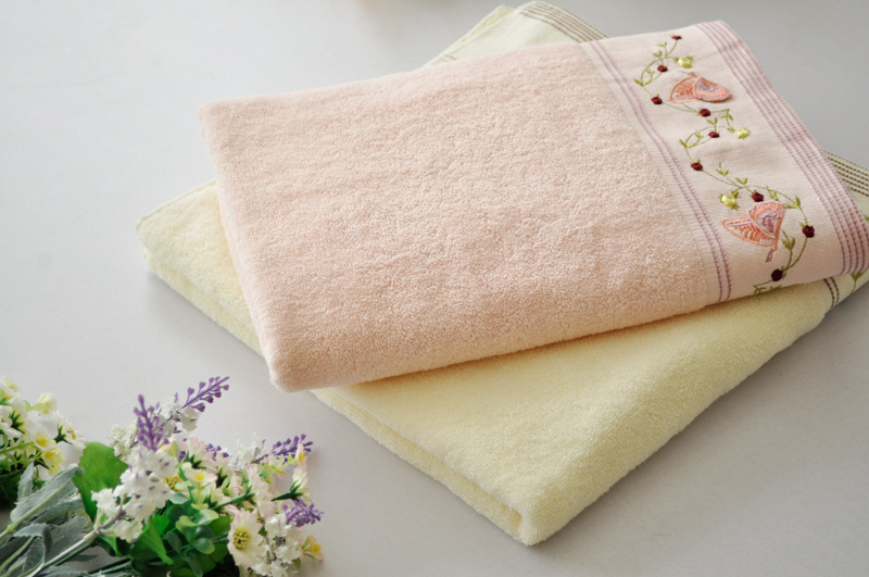 Хлопковые полотенца: правильно покупаем