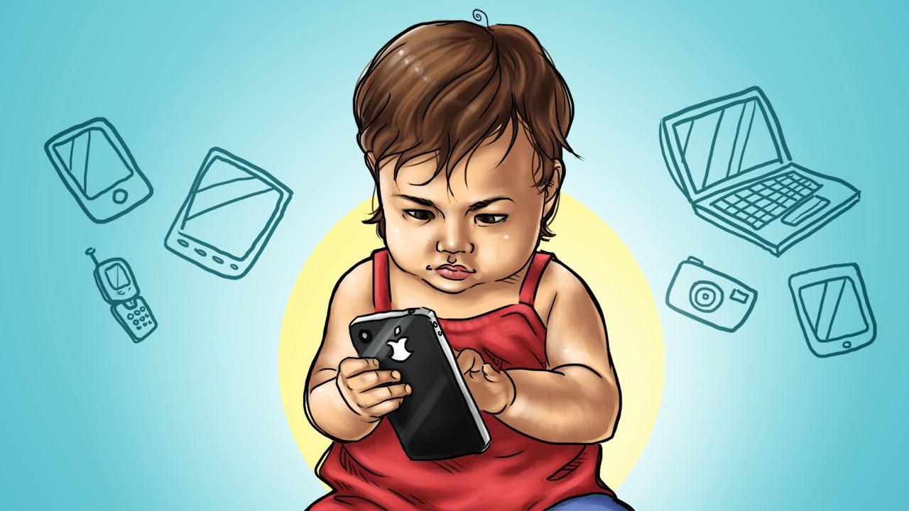 Лучшие мобильные приложения для детей