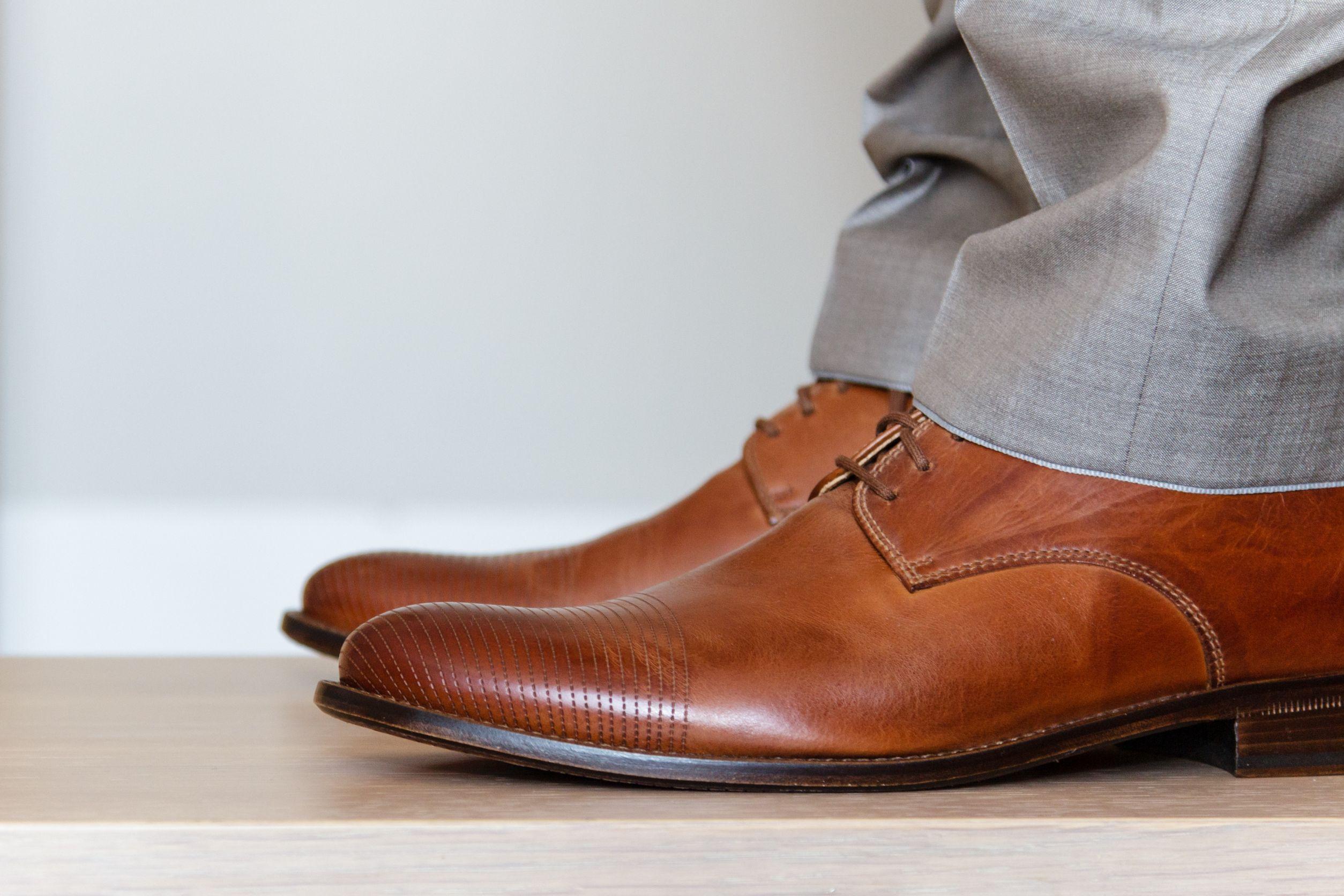 Как выбрать правильную обувь для вашего мужчины