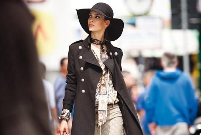 Итальянский стиль одежды