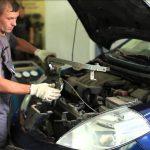 Промывка системы охлаждения двигателя автомобиля, очистка радиатора