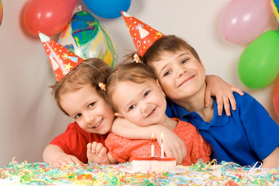 История празднования Дня Рождения