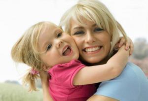 Помогите ребенку хорошо себя вести