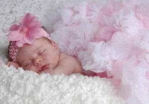 Детский сон: нормы и отклонения