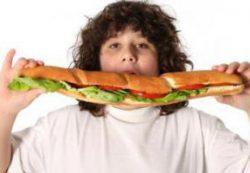 Соль провоцирует ожирение у детей