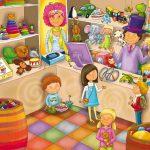 Детские игрушки для любого возраста