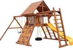 Детские игровые комплексы: подарите ребенку радость