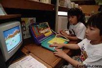 Компьютер отрицательно влияет на развитие детей