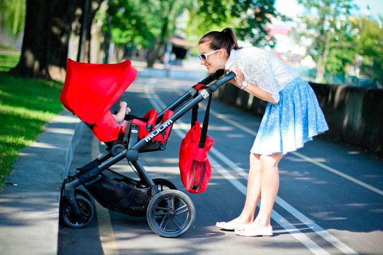 Как выбрать качественную детскую коляску?
