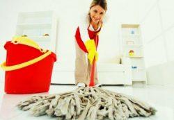 Как отмыть квартиру после праздника