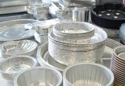 Одноразовая посуда для кейтеринга