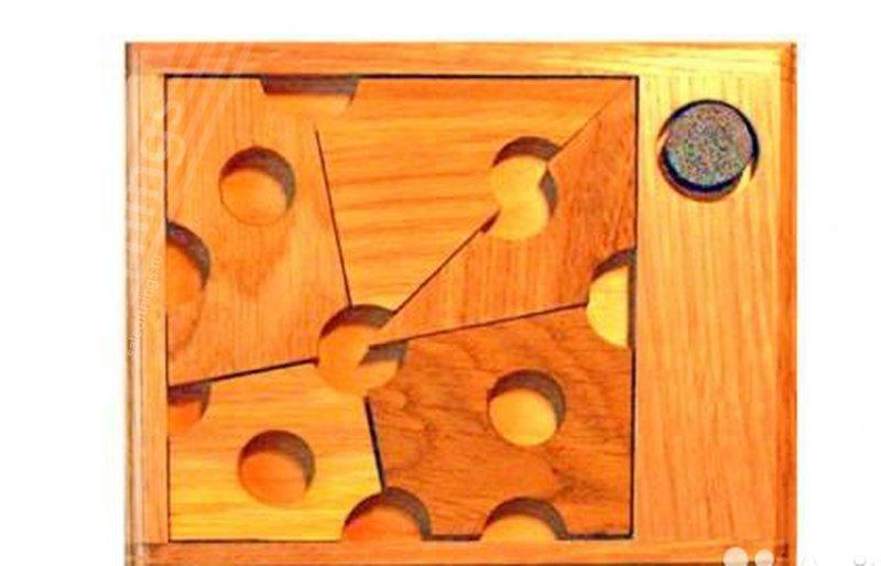 Развивающие игрушки и головоломки – все для познавательного детства