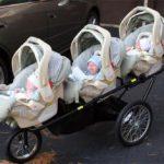 Как выбрать коляску для тройни – советы эксперта