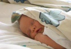 Новорожденный: первые анализы