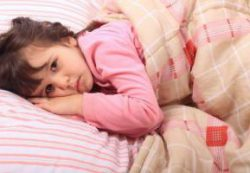 Детям с диабетом необходим крепкий сон