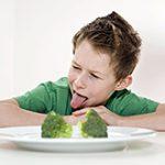 Ученые выяснили, почему многие дети привередливы в еде