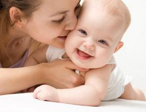 Первые месяцы жизни ребенка