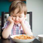 Пищевые привычки закладываются еще до школы