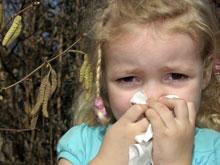 Жизнь в городе делает детей аллергиками, предупреждают медики