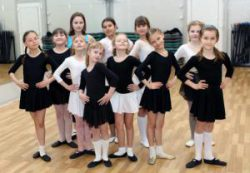 Преимущества танцев для детей