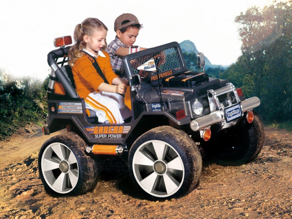 Электромобиль для ребёнка как способ отлучения от коляски.