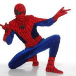 Аниматор «человек-паук»