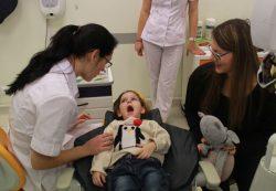 Детский врач гинеколог и стоматолог