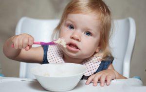 Рацион питания годовалого ребенка