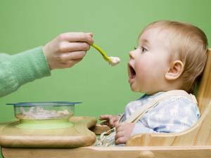 Питание детей раннего возраста