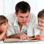 Отец и ребенок. Роль отца в воспитании детей
