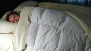 Детские страхи не позволяют выспаться