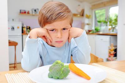 Можно ли научить ребенка правильно питаться?