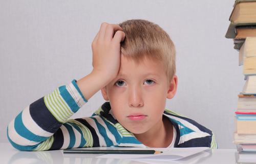 Как помочь ребенку не тратить на уроки половину дня