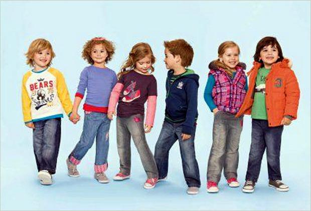 Одежда для детей без примерки – все возможно с ShopFox