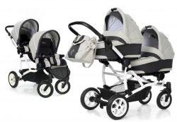 Пять советов для покупки двойной детской коляски