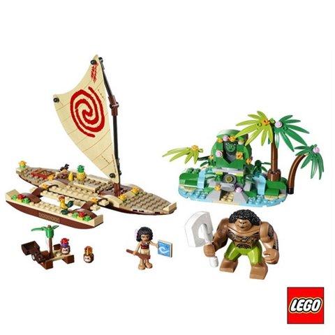 Встречай новую героиню Lego – Ваяна!
