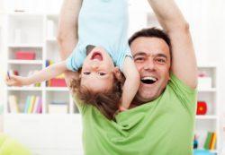 Счастливое детство ребенка – задача родителей