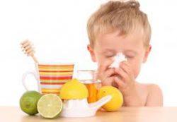 Народное лечение кашля у детей