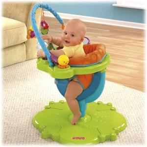 Какие прыгунки лучше для малыша