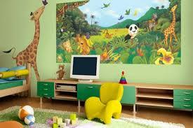 Фотообои в детской комнате – идеальное современное решение