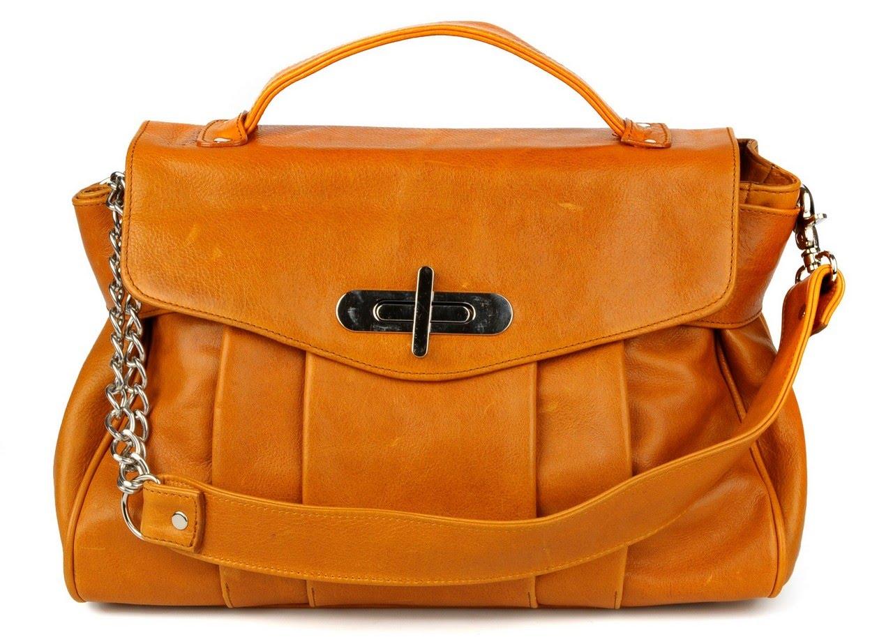 Кожаная женская сумка – надежно и всегда стильно