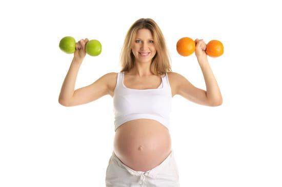 Спортивное питание и зачатие ребенка