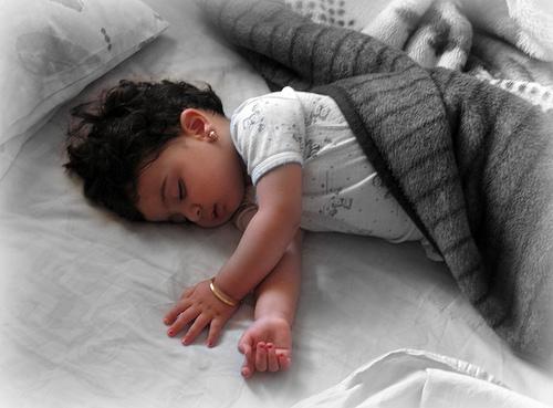 Что поможет уснуть вашему малышу?