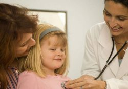 Анатомо-физиологические особенности детей