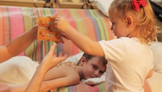 Нужны ли горчичники при бронхите у детей?