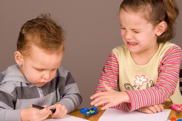 Как разрешить конфликт между детьми