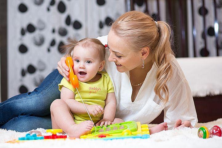Ребенок начал говорить в 1 год 7 месяцев. Как разговорить ребенка: опыт мамы