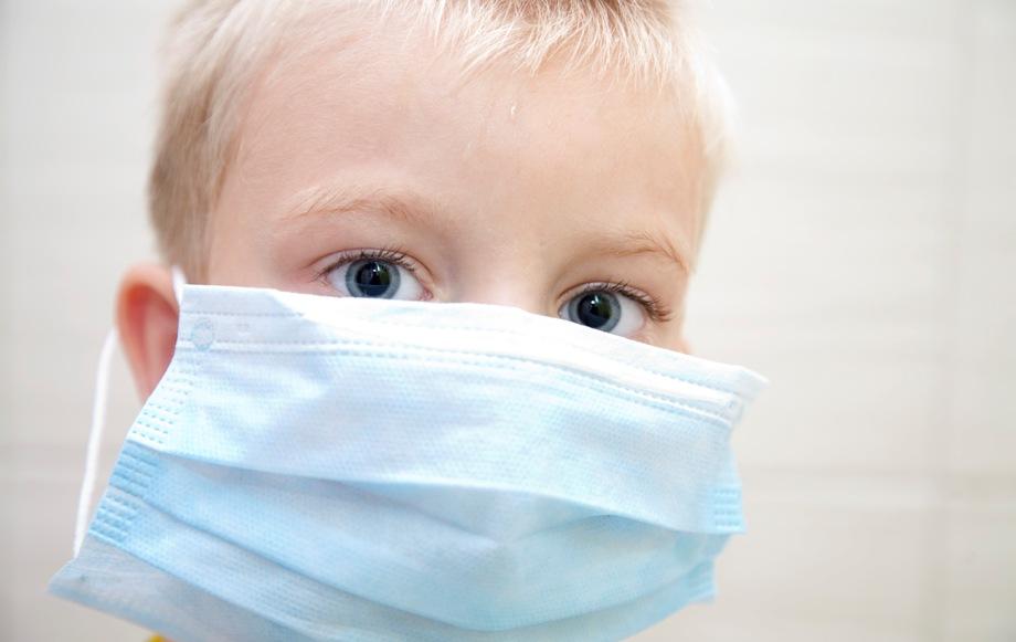Как не допустить эпидемии гриппа в детском саду?