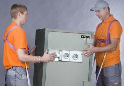 Как правильно осуществить перевозку сейфа